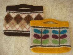 毛糸のセーターをフェルト化しよう!リメイクで可愛くなるよ♡ – Handful[ハンドフル]