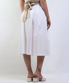 Φούστα Μίντι Μεσάτη   Vaya Fashion Boutique