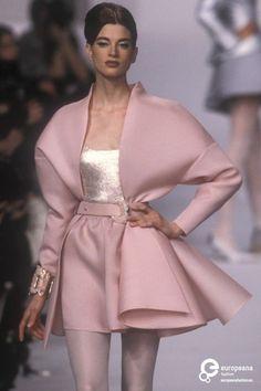 Lanvin, Spring-Summer 1991, Couture on www.europeanafashion.eu