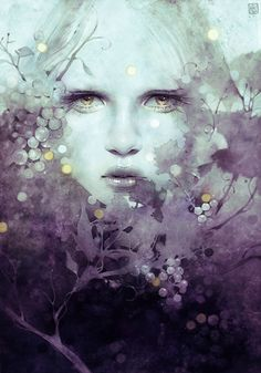 The Unique Illustration Styles of Anna Dittmann