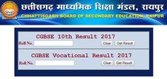 CGBSE 10th Result 2017, cgbse.net, CG Board Class 10th Results    CGBSE 10th Result 2017 We have Good news the CG Board is going to declare 10th result for the session year 2016-17. The private and regular students who are eagerly waiting CGBSE 10th Result 2017, they can check X Class result 2017 on the official website @cgbse.net.   The CG Board 10th result 2017 will announce on 21st April 2017. The CG board 10th exam result 2017 will published only on official website. So students need to…