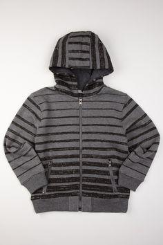 Micros Emulation Fleece Cardigan