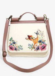 Loungefly bambi floral crossbody on Mercari Bambi, Winnie The Pooh Classic, Disney Winnie The Pooh, Fashion Handbags, Purses And Handbags, Danielle Nicole Disney, Cute Disney Wallpaper, Mini Crossbody Bag, Cute Bags