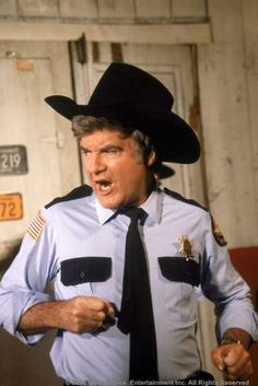 Sheriff Rosco P. Coltrane - the-dukes-of-hazzard Photo