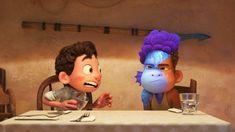 Pixar's Luca looks hilarious! Disney Pixar, Art Disney, Film Disney, Disney Plus, Disney Movies, Film Pixar, Pixar Movies, Toy Story, Lucas Movie