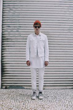 Editorial @piratastyle Modelo @marcelotaporosky Fotos @masaliby Direção/styling @tongomes Camiseta/ Calça/ jaqueta @diesel Tênis @converse Touca @cottonproject Oculos @oakley www.piratastyle.com