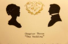 Jane Austen-themed wedding invitations with personalized library catalog RSVP cards