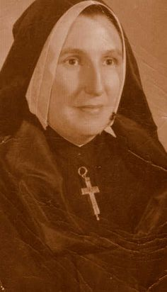 August Legacy: Sister Rebecca Albert (1908-1996)