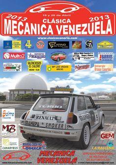 IV Clásica Mecánica Venezuela