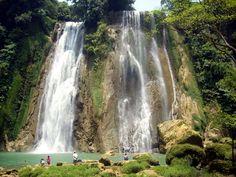 Cikaso Waterfalls , Ujung Genteng