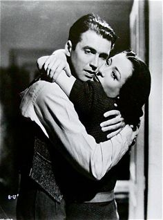 James Stewart and Joan Crawford, The Ice Follies of 1939.