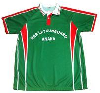Camiseta realizada para el bar Letxumborro (Anaka)
