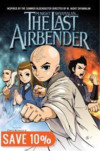 The Last Airbender Book by Dave Roman | Trade Paperback | chapters.indigo.ca