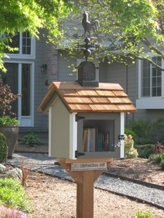 Another Little Free Library opens in Edmonds - My Edmonds News