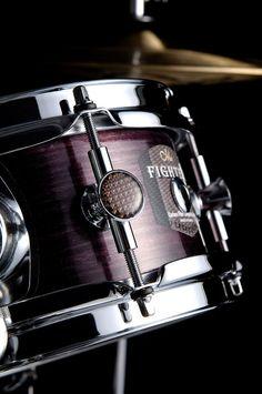 Ming drums, complete carbon fibre drum sets, even hoops!