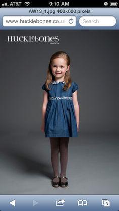 Clothes http://www.hucklebones.co.uk