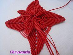 ΑΛΕΞΑΝΔΡΙΝΟ | kentise Micro Macrame, Crochet Necklace, Projects To Try, Accessories, Jewelry, Flowers, Life, Crochet Collar, Jewellery Making