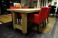 eiken eettafel herefordshire kloostertafels http://www.houtentafels.nu/Houtentafels-Eiken/index.html