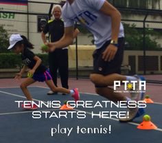 Greatness starts with Perkins Twins Tennis @ThePTTA #Philippine #Tennis #Lessons #Training #Mandaluyong #Ortigas #Coaching #Manila