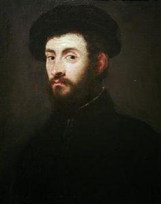 Portrait of a man - Tintoretto