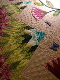Sewing & Quilt Gallery: As the week ends