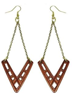 Mata Traders ~ Handmade and fair trade earrings from India. I own these and LOVE to wear them!