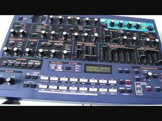 How to make trance-sounds with Roland JP-8080 - Matthijs van Baardewijk