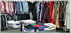 """Ms. Vintage & Ms. Sale: Jak wyszukiwać """"perełki"""" w lumpeksach"""