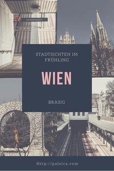 Wien - Vienna - Stadtsichten - Votivkirche - Frühling - Stadtpark - Ringstraße