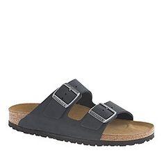 Women's Birkenstock® oiled leather Arizona sandals
