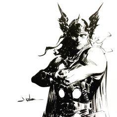 Thor by Jae Lee