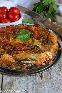 Low Carb Brasil, Sicilian Recipes, Cooking Recipes, Healthy Recipes, Eggplant Recipes, Vegetable Salad, Vegetable Recipes, Summer Recipes, Side Dishes