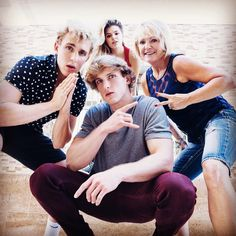 "164.5k Likes, 659 Comments - Logan Paul (@loganpaul) on Instagram: ""my fam about to drop the hottest mix tape of the year """
