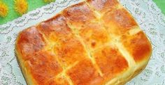 Easy sheet bread with feta cheese/ Bulgarian recipe My Recipes, Dessert Recipes, Cooking Recipes, Favorite Recipes, Eastern European Recipes, European Cuisine, Enjoy Your Meal, Bulgarian Recipes, Cheese Pies