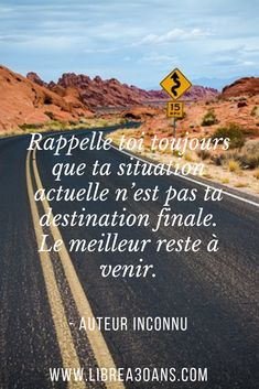Do not forget that your present state of affairs is just not your vacation spot Positive Attitude, Positive Quotes, Destination Finale, Encouragement, Destinations, French Quotes, Life Pictures, Entrepreneur Quotes, Spiritual Inspiration