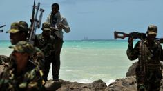 Somalia drought fuelling piracy - US Africa command head 24 April 2017 From the section Africa. Somali Refugees, Italian Police, Oil Tanker, Oil And Gas, Geography, Africa, Italy, World, Uk News