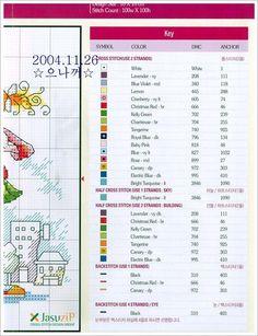 GRAFICOS SODA COREA ,,, SUPER LINDOS (pág. 12)   Aprender manualidades es facilisimo.com