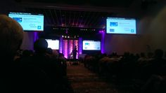 Keynote Speaker, Phil McKinney, at CableLabs Winter Conference in Orlando, FL.