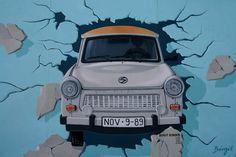 muro berlin: trabant