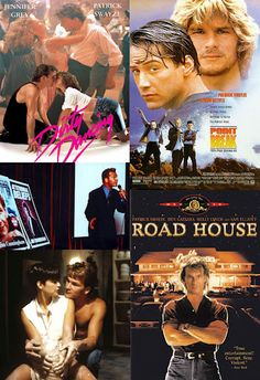 Patrick Swayze Movies.....