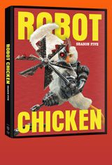 Movie 31/50: Robot Chicken Season 5 (50/50 me challenge: Read 50 books and watch 50 movies in 2012)