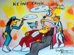 Keine Panik – Gleich vorbei © Udo Lindenberg