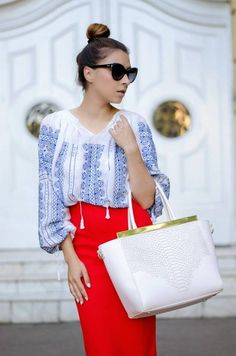 Living_in_aShoe: Back to my roots Types Of Stitches, Bellisima, Ukraine, Fashion Outfits, Style Fashion, Costume, Street Style, Photo And Video, My Style