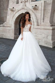 Inspirujące suknie ślubne na jesień i zimę