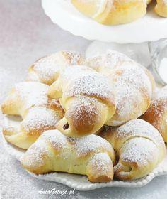 Sweet Buns, Pavlova, Pretzel Bites, Nutella, Recipies, Cupcakes, Sweets, Bread, Cooking