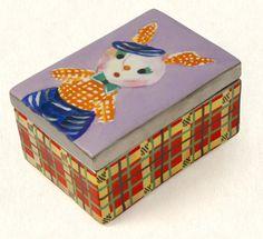 114 Best Nathalie Lete Images Mud Ceramic Boxes