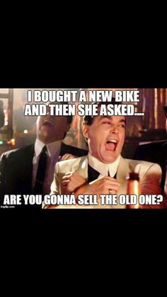 That's just toooooo funny #cycling #bike #ride #explore #exercise