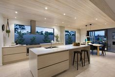 Vermont 33 Kitchen- Contemporary Kitchen Design