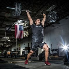 CrossFit - Jason Khalipa