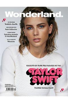 Taylor Swift Wonderland Cover